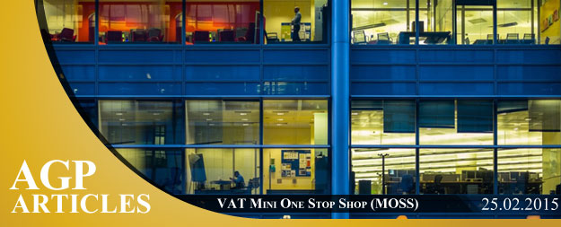 VAT Mini One Stop Shop (MOSS)