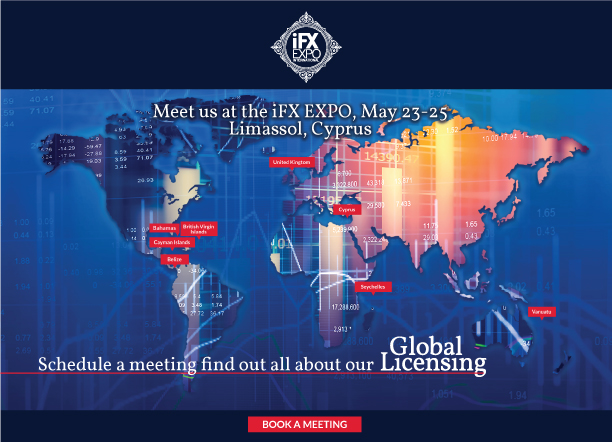 Meet us at the iFXEXPO International in Limassol (23-25 May 2017)