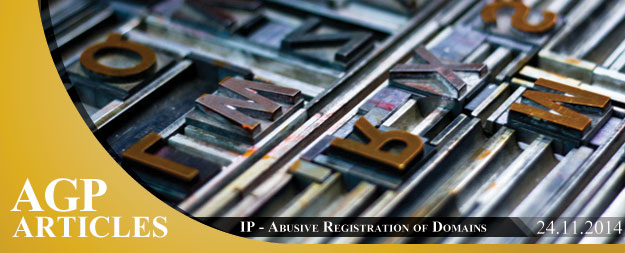 IP   Abusive Registration of Domains