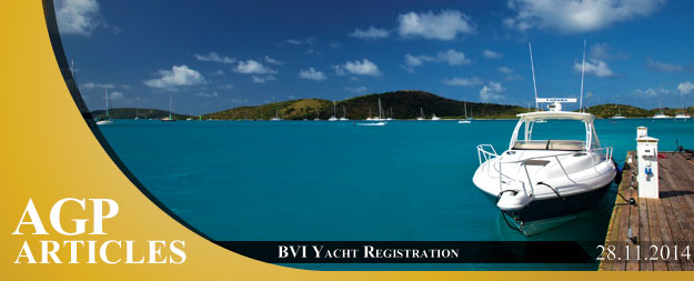 BVI – Advantages of Yacht Registration