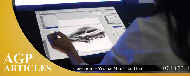 Copyright   Works Made for Hire