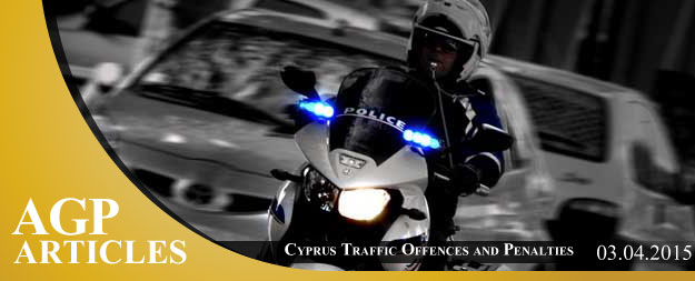 Cyprus Traffic Offences and Penalties