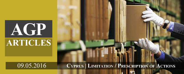 Cyprus | Limitation Period for Actions