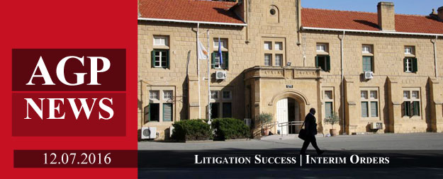 Litigation Success | Interim Orders & Prohibitory Injunctions