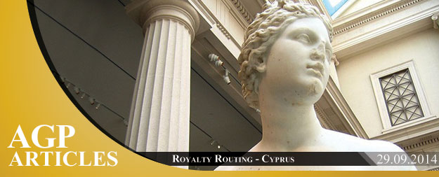 Royalty Routing | Cyprus