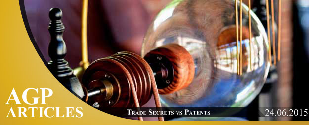 Τrade Secrets vs Patents