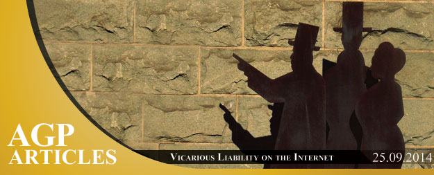 Vicarious Liability on the Internet
