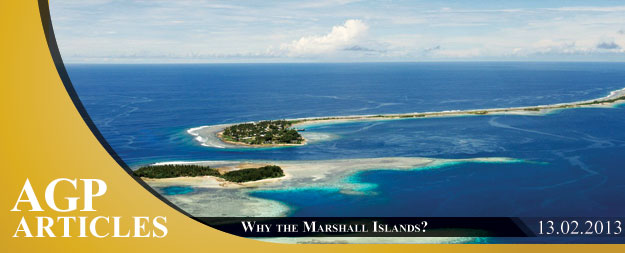 Why the Marshall Islands for Company Formation?