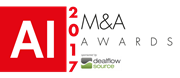 "AI ""M&A ""Awards 2017 Winner"
