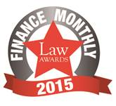 Finance Monthly Law Awards 2015