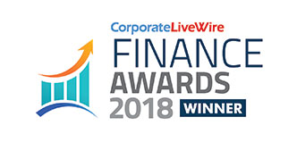 Corporate LiveWire Finance Awards 2018 Winner