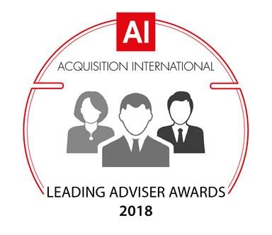 2018 Leading Adviser Awards - Angelos Paphitis.