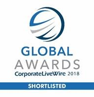 Global Awards Corporate LiveWire 2018 [Shortlisted]