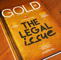 agp law firm gold magazine Cyprus