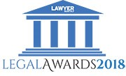 Lawyer Monthly - Legal Awards 2018