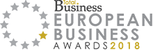 Total Business Magazine European Business Awards 2018 Winner