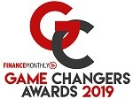 Finance Monthly Game Changers Awards 2019 Winner