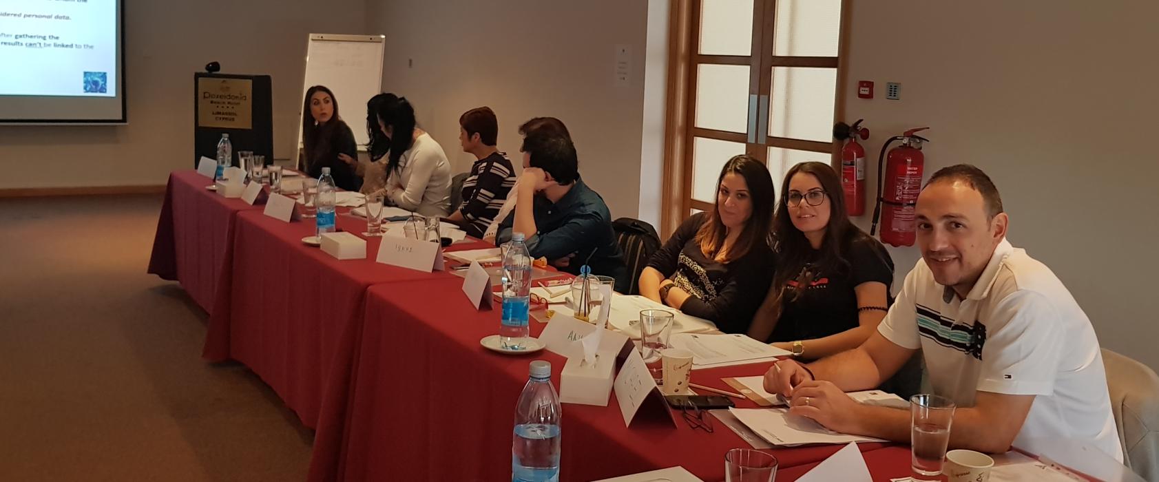 AGP Internal seminar on GDPR   Continued Professional Development