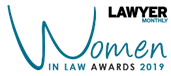 Women in Law Awards 2019 - Winner Notification Construction Law