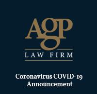 Covid-19 Ann agp law firm