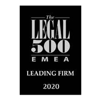 Legal500 EMEA agp law firm
