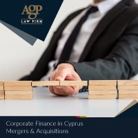 Corporate Finance in Cyprus - Mergers & Acquisitions