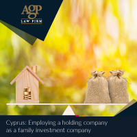 Cyprus: Employing a holding company as a family investment company