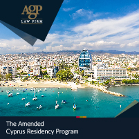 The Amended Cyprus Residency Program