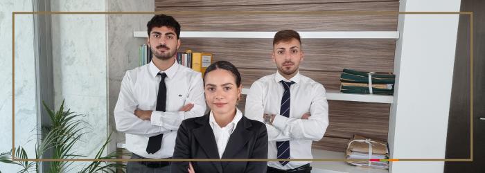 AGP & Co welcomes 3 new trainee lawyers